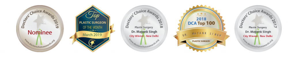 hair transplant clinics in Delhi